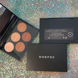 5/$25 MORPHE mini 5 shade eye artistry palette